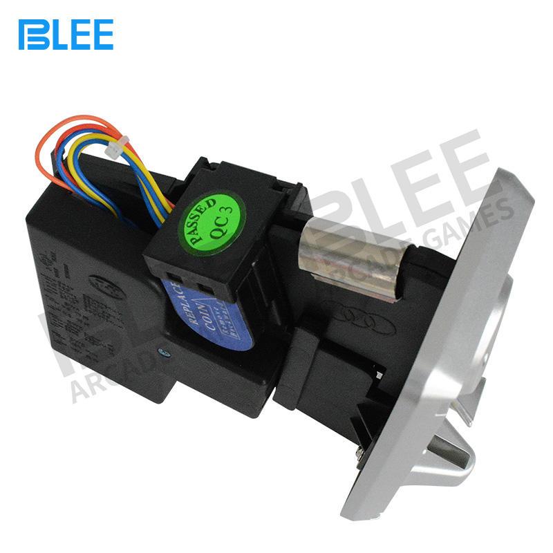 BLEE lightwei coin acceptors bulk production for entertainment-3