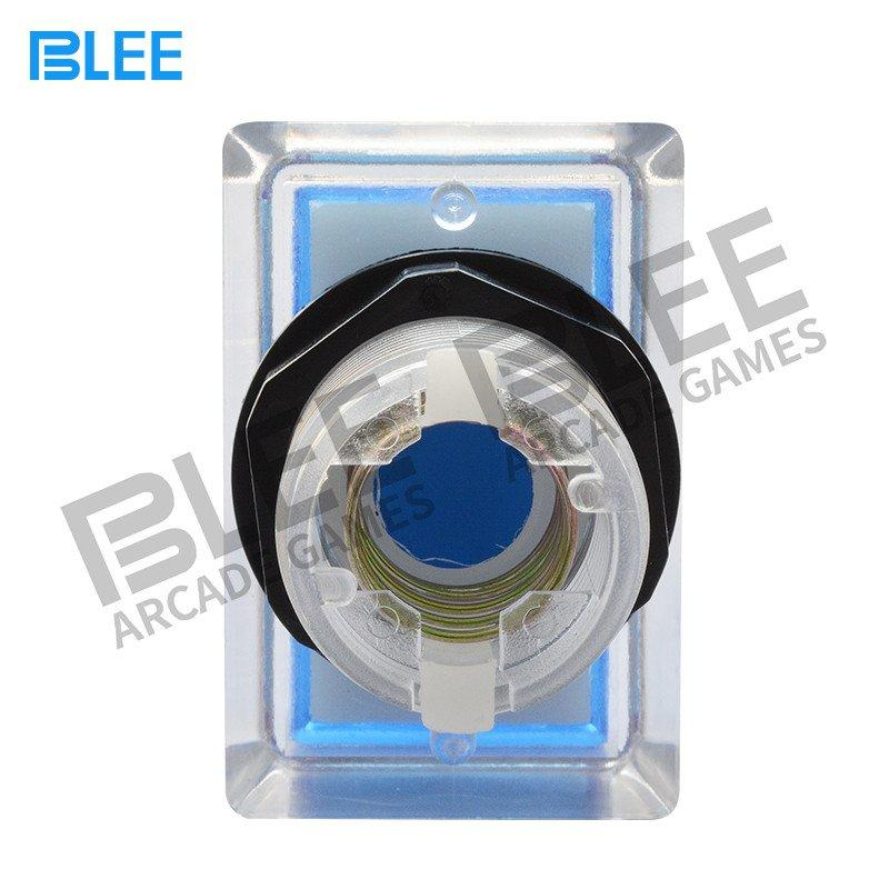 BLEE-Find Different Colors Transparent Arcade Push Button With Led | Arcade-2