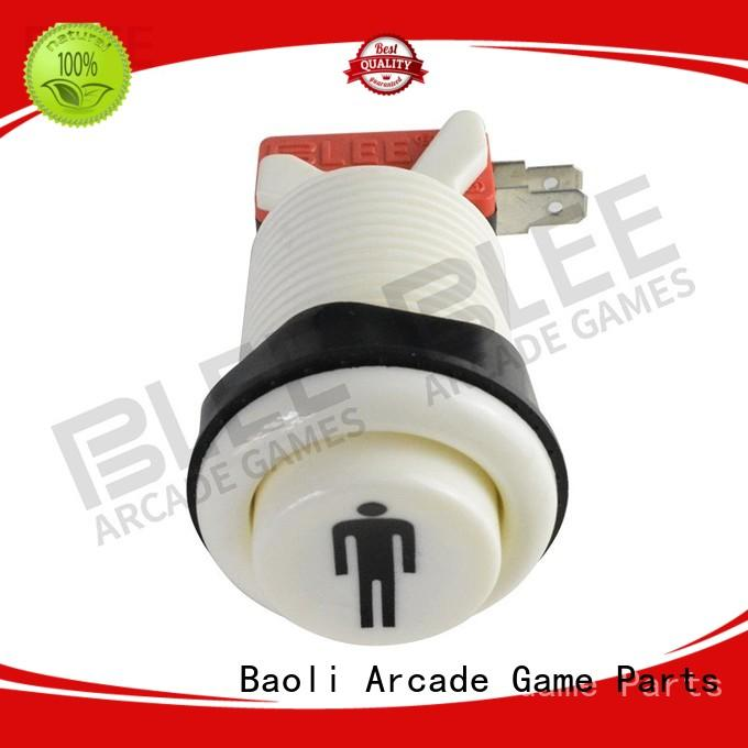 BLEE Brand 45 28mm arcade buttons manufacture
