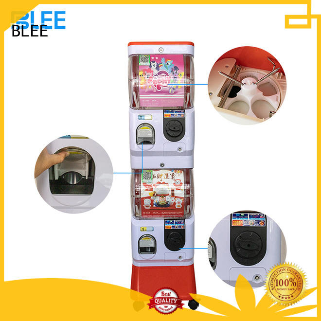 BLEE best pac man stand up arcade game for business for convenience store