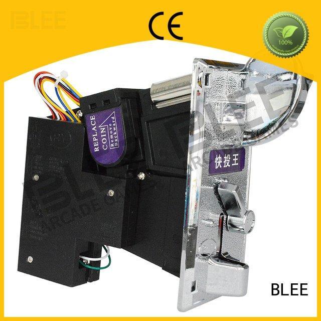 BLEE Brand electronic coin acceptor multi coin acceptor