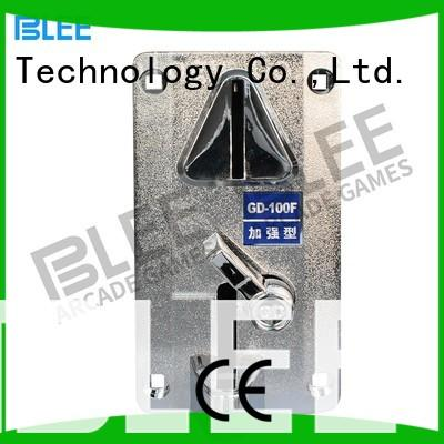 BLEE Brand washing electronic coin acceptors low factory
