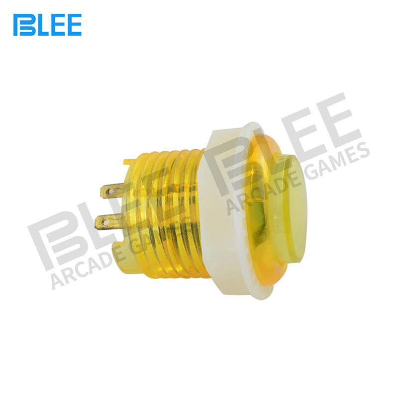 BLEE-Different Colors 24mm Lighted Arcade Buttons With Free Sample-1