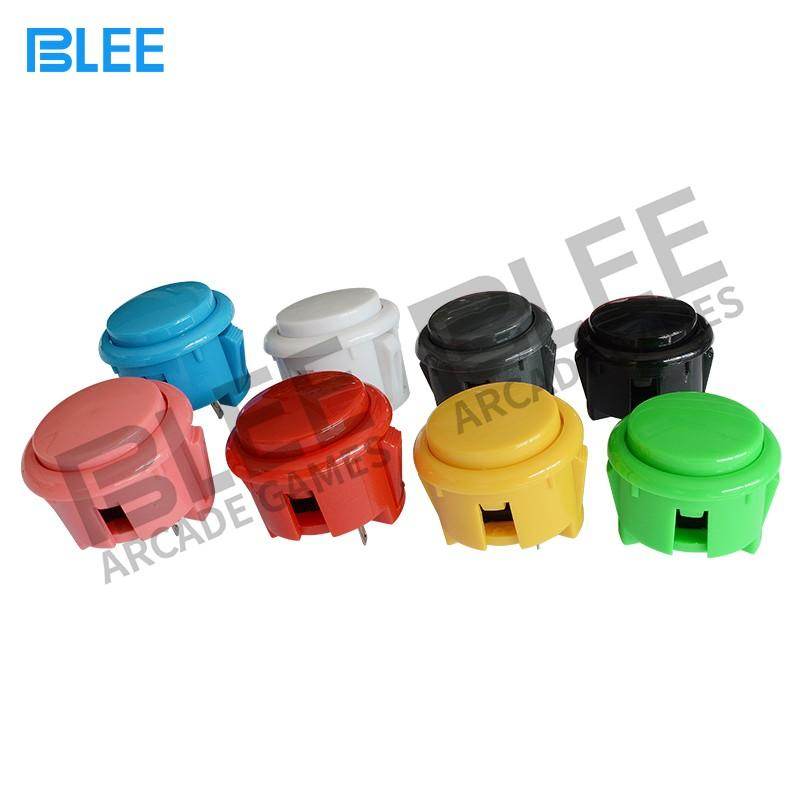BLEE-Professional Sanwa Clear Buttons Raspberry Pi Arcade Buttons Manufacture