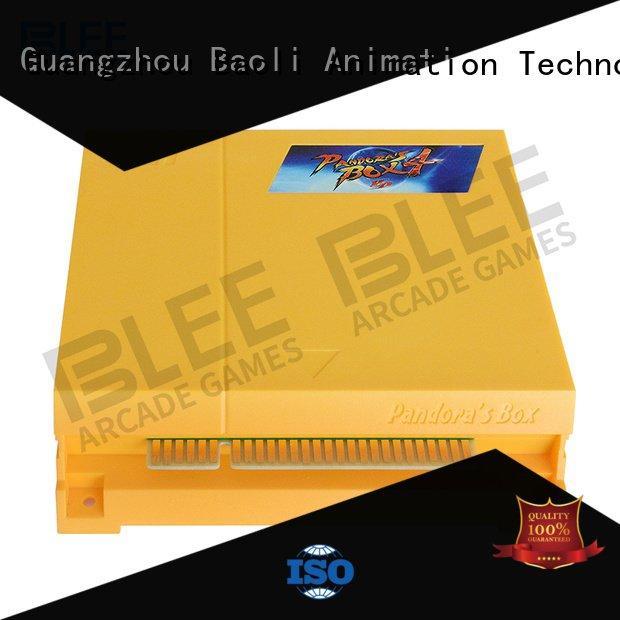 Custom pandora box 4s console box station BLEE