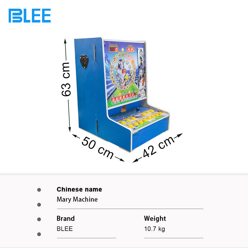 BLEE pacman pac-man game machine suppliers-3