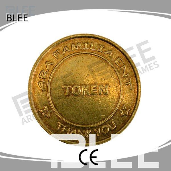 arcade tokens for sale tokens coins OEM arcade token BLEE
