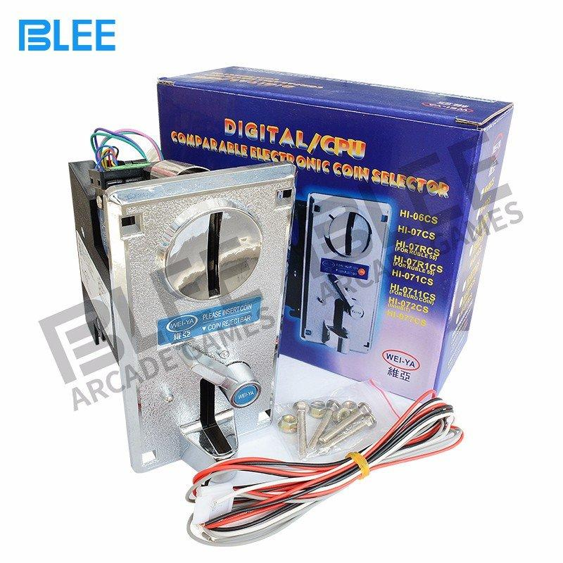 BLEE-High-quality Electronic Coin Acceptor-wei Ya Style Factory