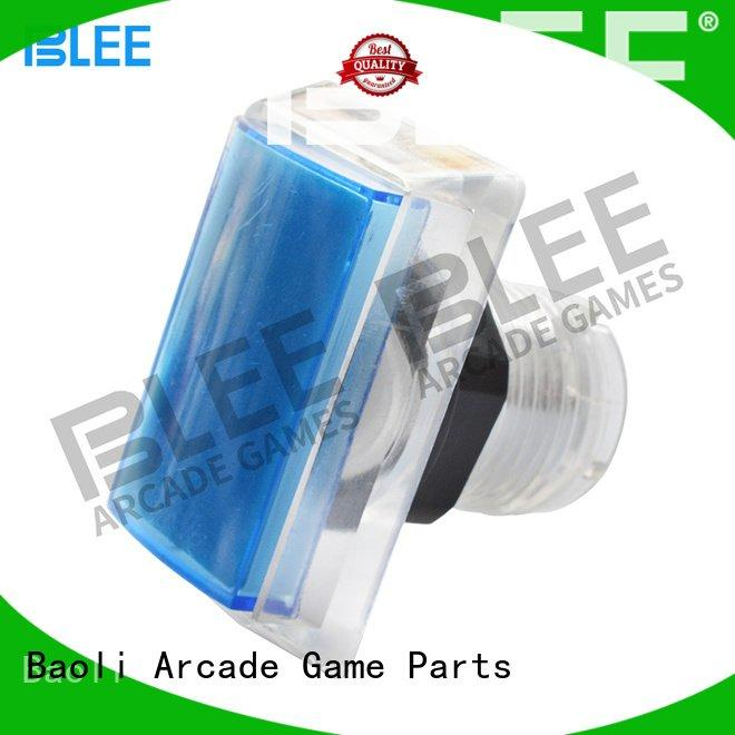 BLEE Brand illuminated switch arcade buttons delay mm