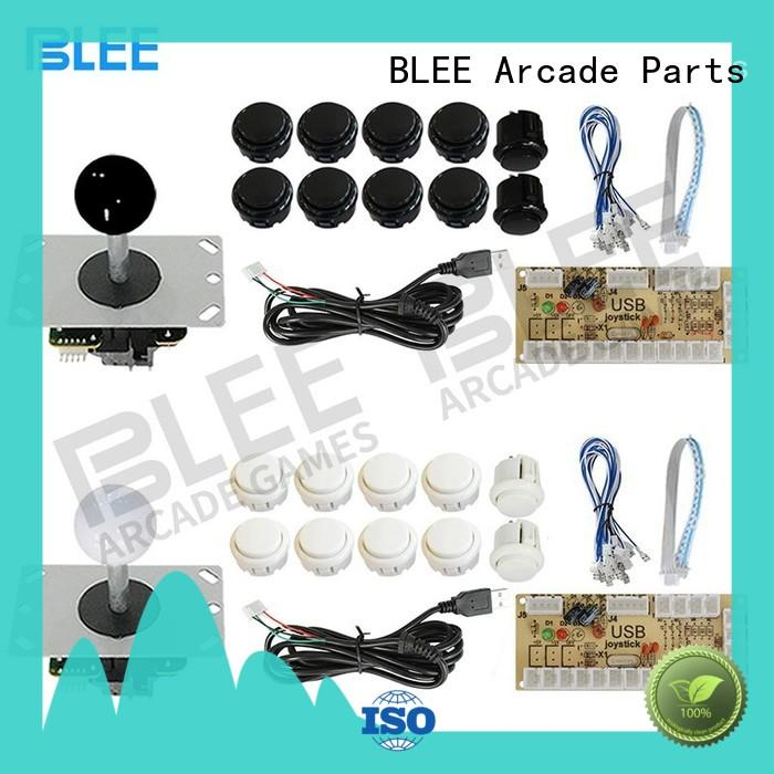 funny arcade control panel kit button bulk purchase for children