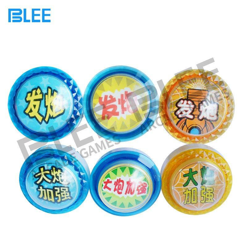 BLEE excellent sanwa clear buttons free design for marketing-3