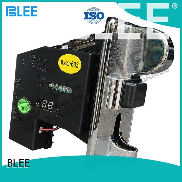 Wholesale multi electronic multi coin acceptor BLEE Brand