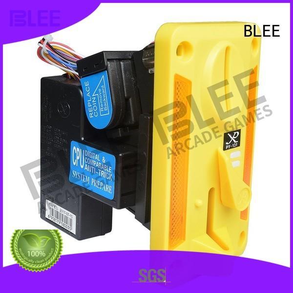 BLEE acceptormulti vending machine coin acceptor bulk production for marketing