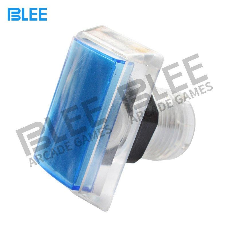 BLEE-Find Different Colors Transparent Arcade Push Button With Led | Arcade