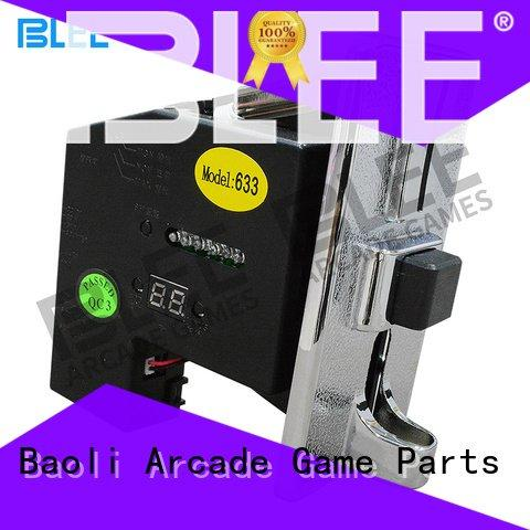 multi coin electronic BLEE multi coin acceptor