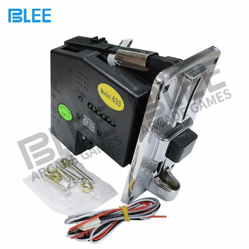 BLEE-Professional Electronic Vending Machine Multi Coin Acceptor-633 Supplier-1