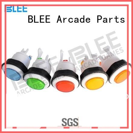 BLEE excellent sanwa clear buttons factory price for entertainment