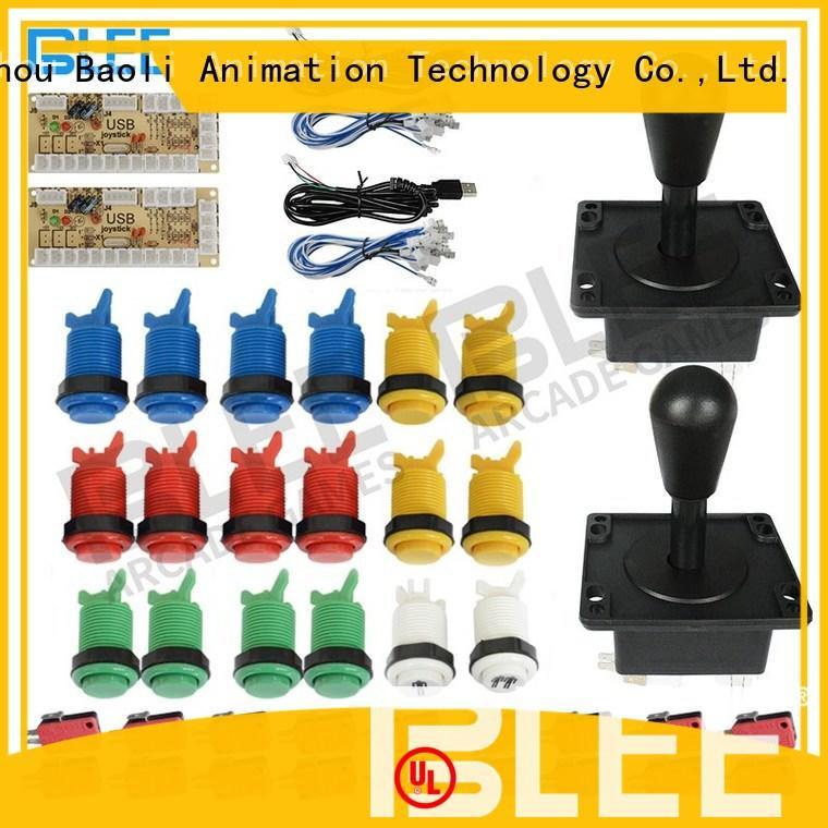 BLEE Brand controller encoder diy arcade cabinet kit manufacture