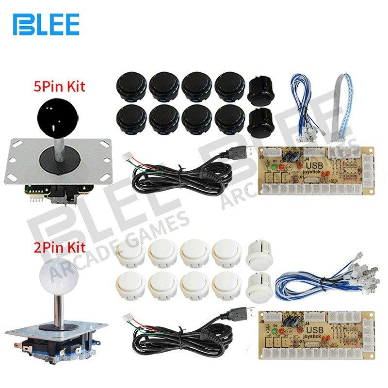 BLEE-Affordable Arcade Stick Kit   Arcade Control Panel Kit Factory