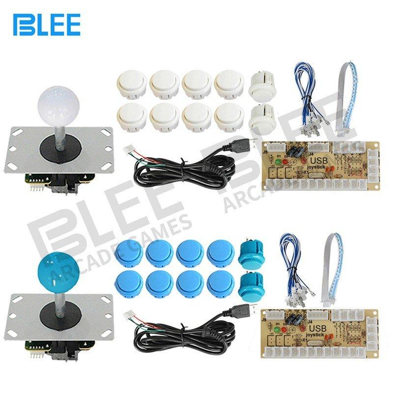 BLEE gradely arcade joystick and buttons kit delay for aldult-1