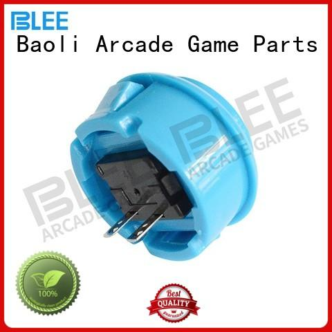 BLEE Brand 60 1p arcade buttons manufacture