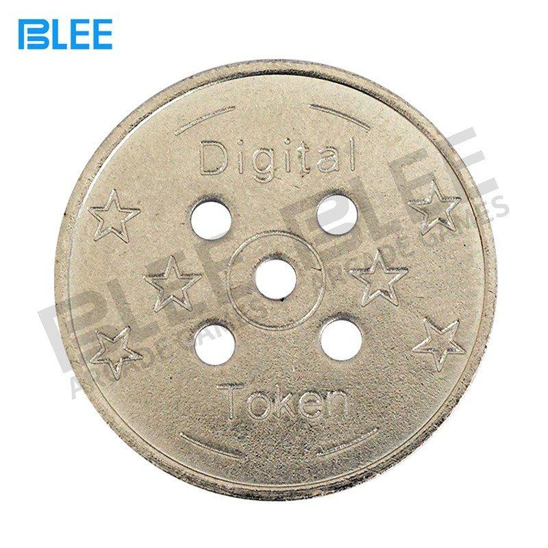 BLEE fine-quality custom coins tokens wholesale for vending machine-3
