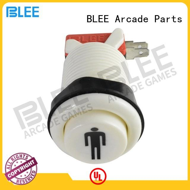 BLEE plated arcade buttons bulk production for picnic