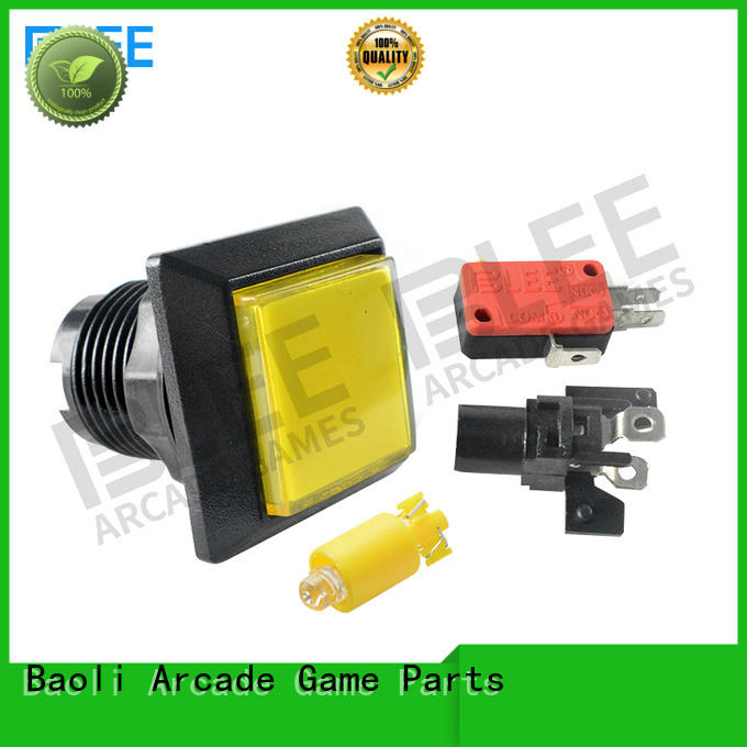 BLEE hot sale arcade button set free quote for aldult