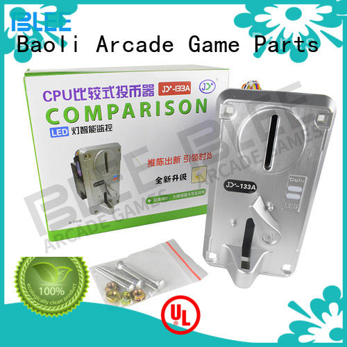 BLEE acceptorpy131 coin acceptors for wholesale for shopping