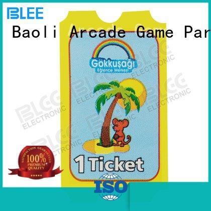 Quality arcade ticket prizes BLEE Brand arcade arcade tickets