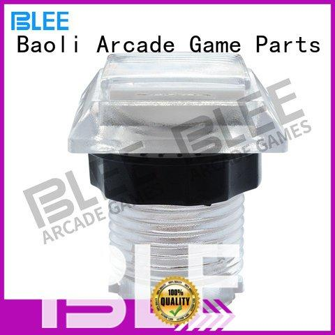 BLEE Brand delay arcade buttons kit american led