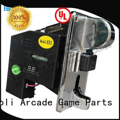electronic coin multi Quality coinco coin acceptors BLEE Brand multi multi coin acceptor