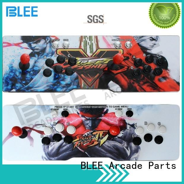 BLEE fighting pandoras box 4 arcade certifications for shopping mall