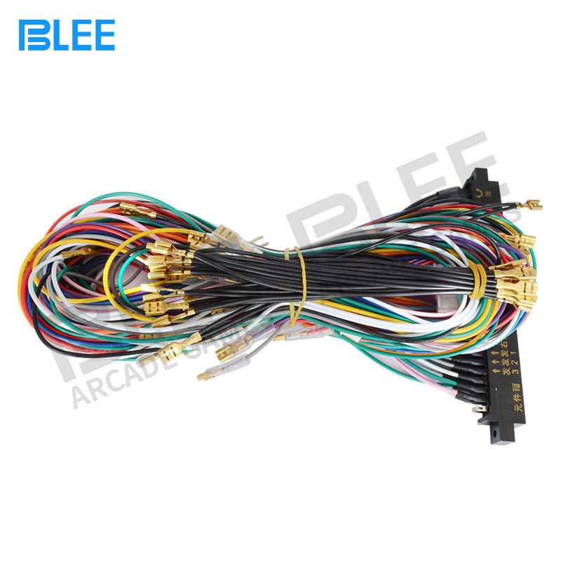 BLEE-Manufacturer Of 28 Pin Arcade Jamma Harness With 5, 6 Action Buttons-1