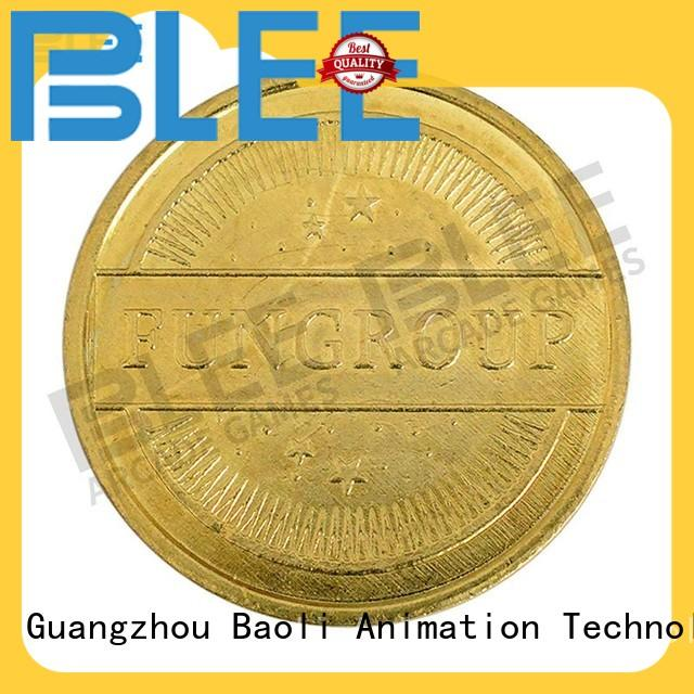 BLEE qualified rare coins and tokens value for children