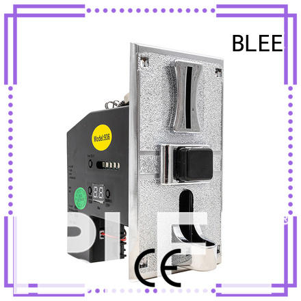 BLEE funny coin acceptors at discount for children