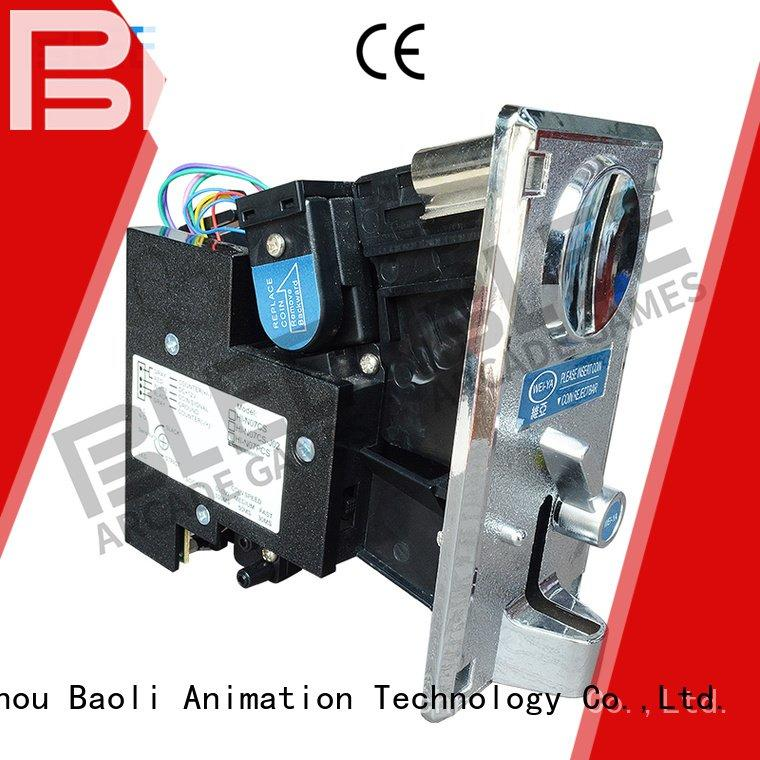 electronic multi coin Quality coinco coin acceptors BLEE Brand coin multi coin acceptor
