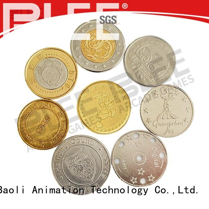 high-quality custom coins and tokens metal for marketing