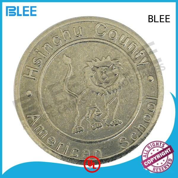 BLEE high-quality buy arcade tokens token for children