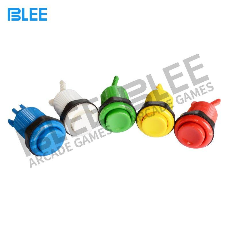 small led arcade buttons from manufacturer for children BLEE-1