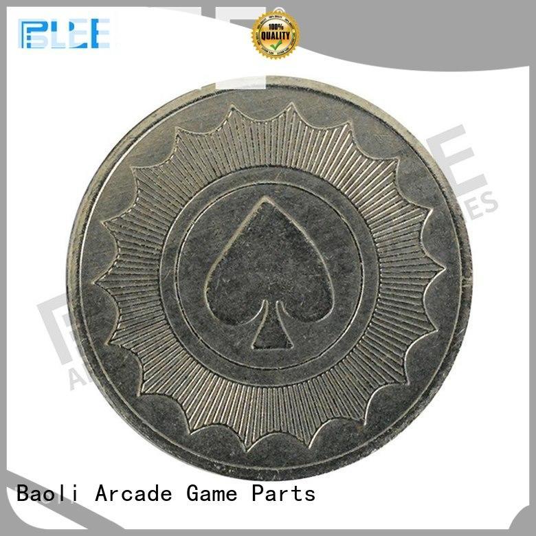 amusement novelty coins tokens wholesale for aldult BLEE