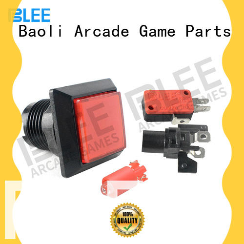 BLEE industry-leading led arcade buttons factory price for free time