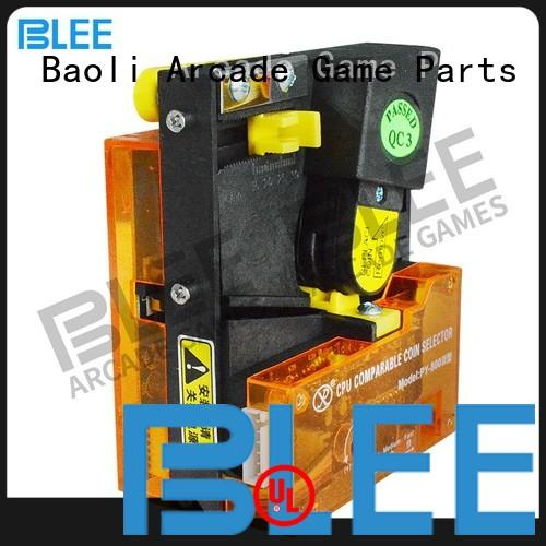 BLEE new arrival electronic coin acceptor for wholesale for picnic