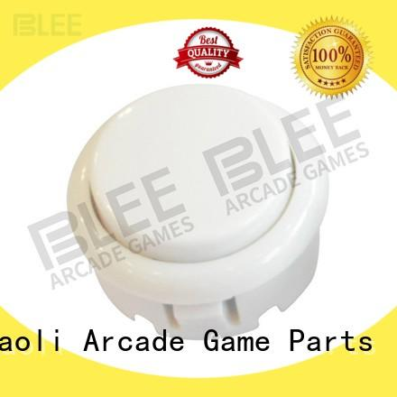 BLEE pi sanwa clear buttons free design for entertainment