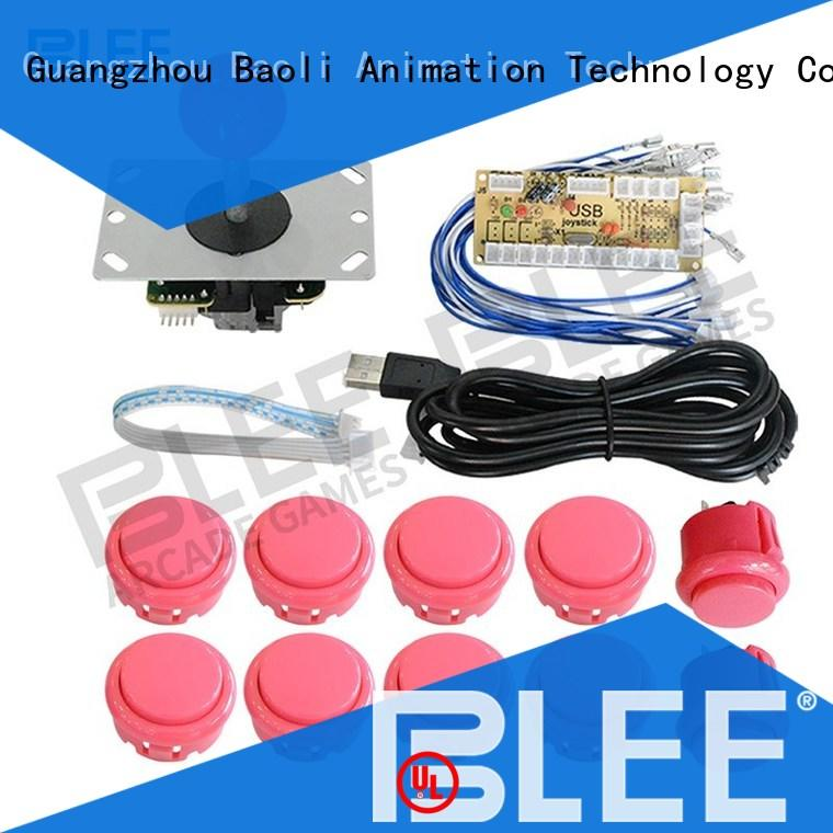 industry-leading usb arcade controller kit for marketing