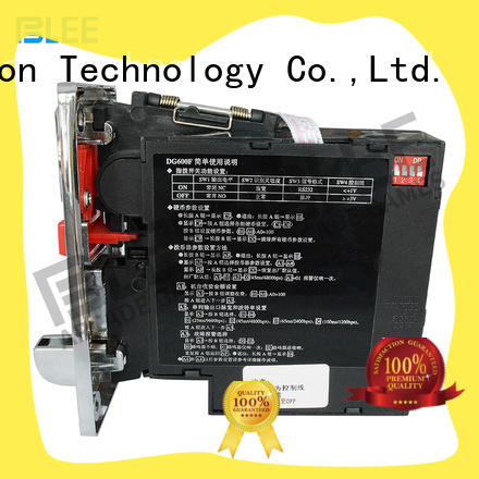 2019 new electronic coin acceptor low for aldult