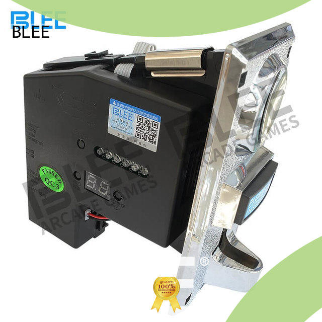 direct multi coin acceptor acceptor007 for children BLEE
