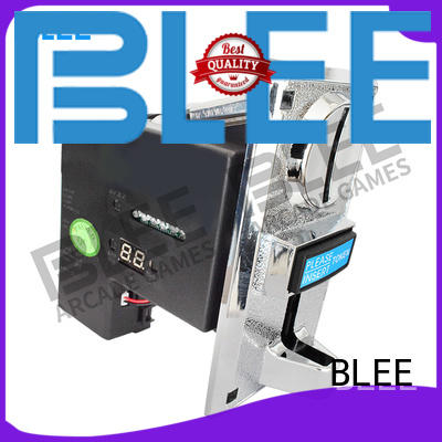BLEE industry-leading vending machine coin acceptor check now for picnic