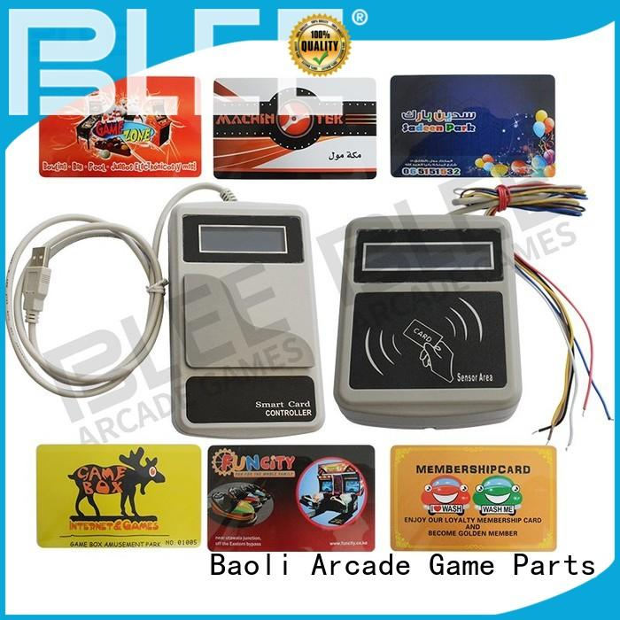 arcade game BLEE Brand game smart card system