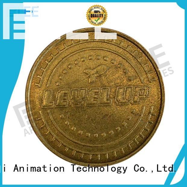 most popular chinese token coin bulk for children